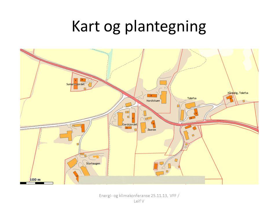 Kart og plantegning Energi- og klimakonferanse 25.11.13, VFF / Leif V