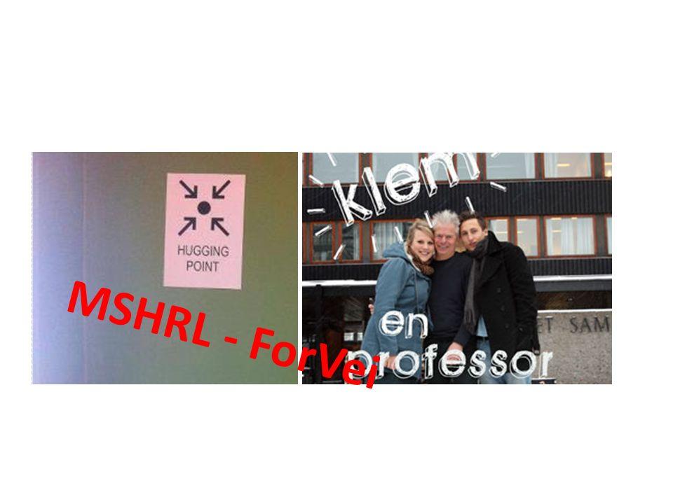 MSHRL - ForVei