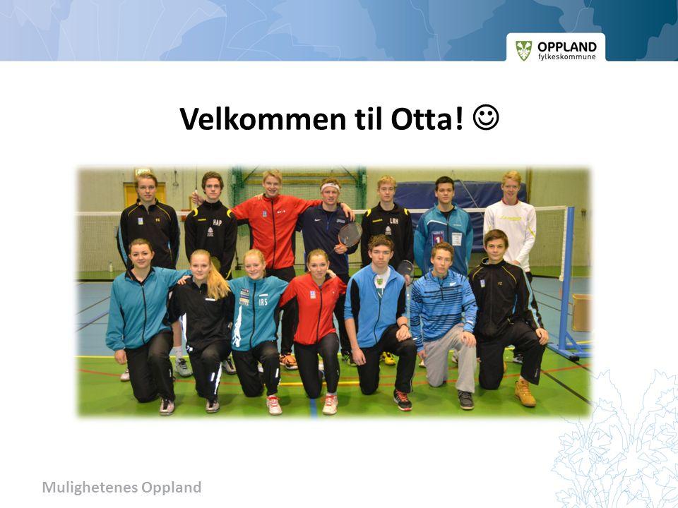 Velkommen til Otta!