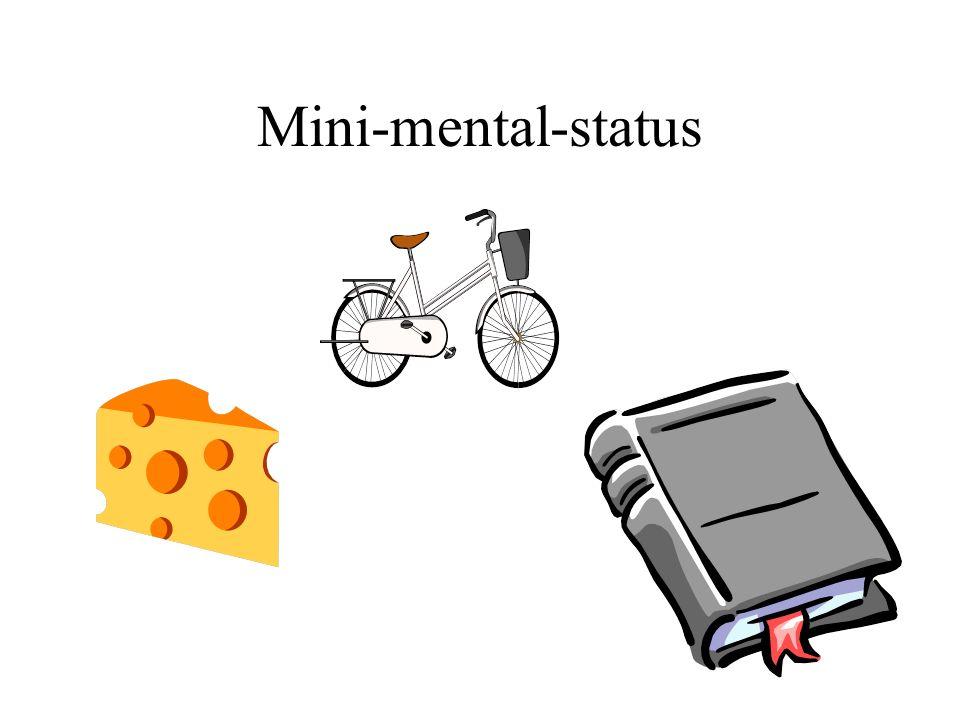 Mini-mental-status