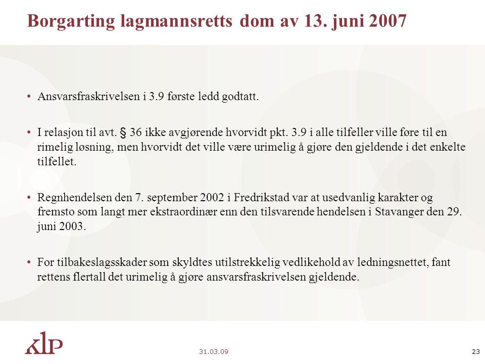 31.03.0923 Borgarting lagmannsretts dom av 13.