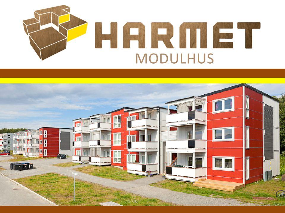 Leilighetshus, 2014, Norge, modulområde 2748 m2, 32 leiligheter