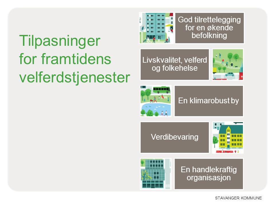 FOLKEVALGT I STAVANGER KOMMUNE – UTVALGTE TEMA ■ Etikk Stavanger kommune skal ha en høy etisk standard.