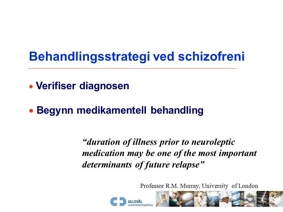 Hvor skal behandlingen foregå i akuttfasen?  er pasienten til fare for andre?  er pasienten ikke i stand til å ivareta egne behov?  står pasienten