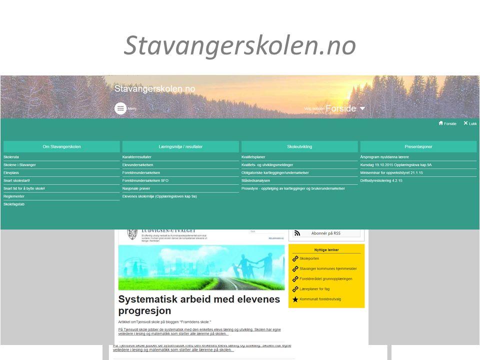 Stavangerskolen.no
