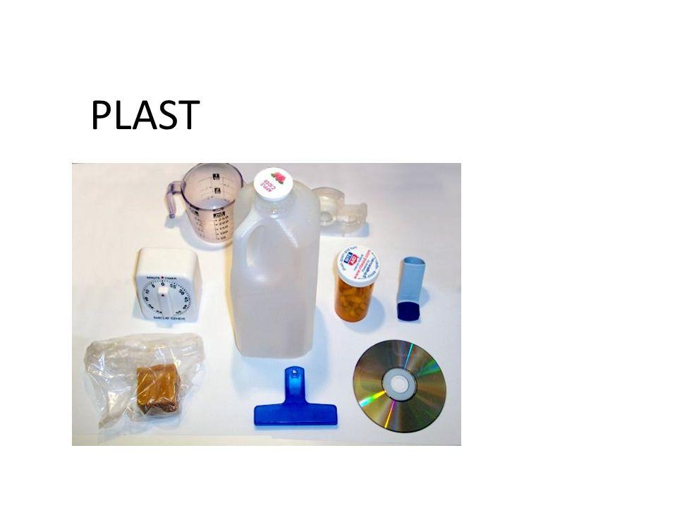 Viktige ord du må forstå, lære og bruke når vi skal snakke om plast: En egenskapMyk - en mykner Å formeStatisk anti-statisk formbar, plastiskÅ smelte Å varmeÅ strekke En fordelEn type En ulempeEn gjenbruk, å gjenbruke Å råtneEn gjenvinning, å gjenvinne vanntettEn resirkulering, å resirkulere Å isolere Å sortere Å tilsette
