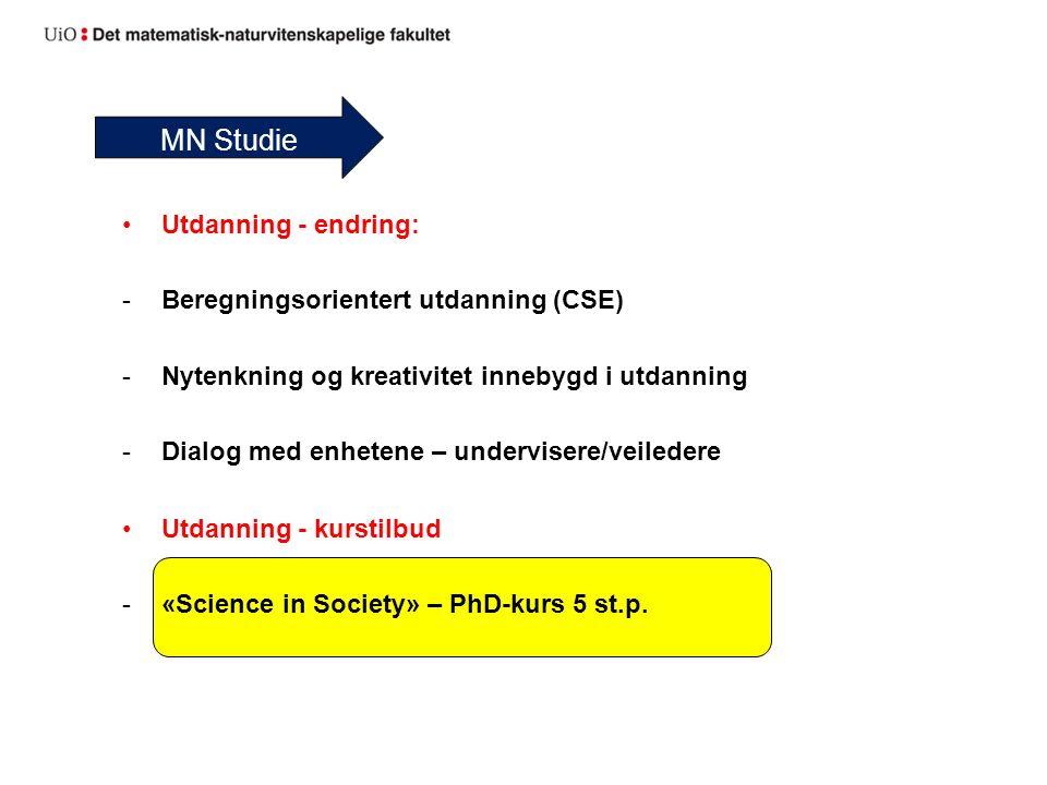 Senter for entreprenørskap -ENT 1000 – 10 st.p.(bachelor) -Gründerskolen 30 st.p.