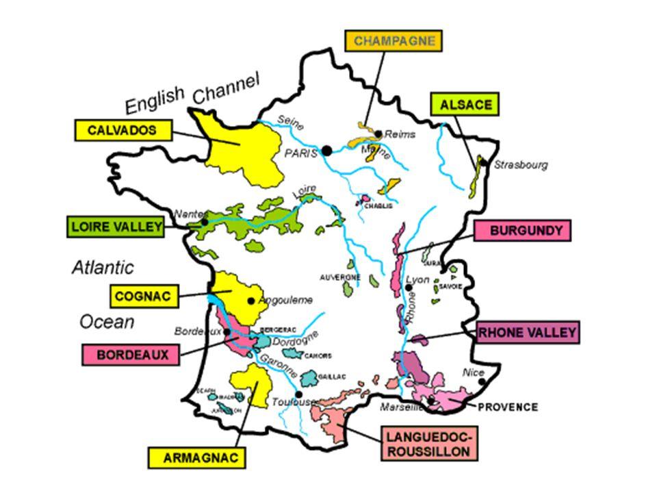 Champagne Et vindistrikt og en framstillingsprosess Ca 140 km nordøst for Paris Kun vin framstilt ved hjelp av prosessen og i distriktet kan kalle seg for Champagne Ellers i Frankrike kalles musserende vin framstilt på den tradisjonelle måten for crèmant