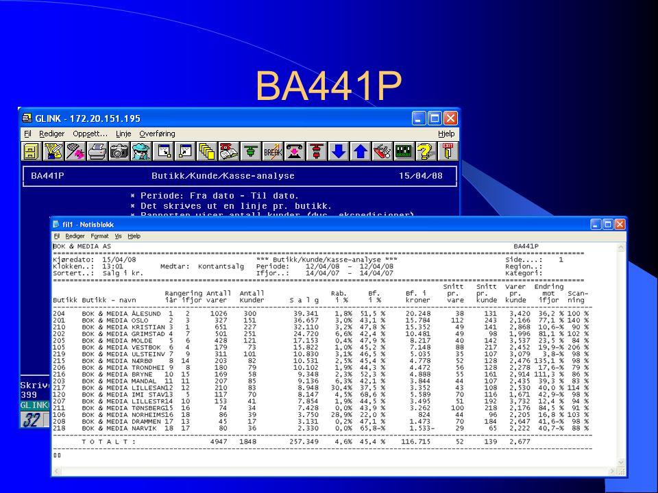 BA441P