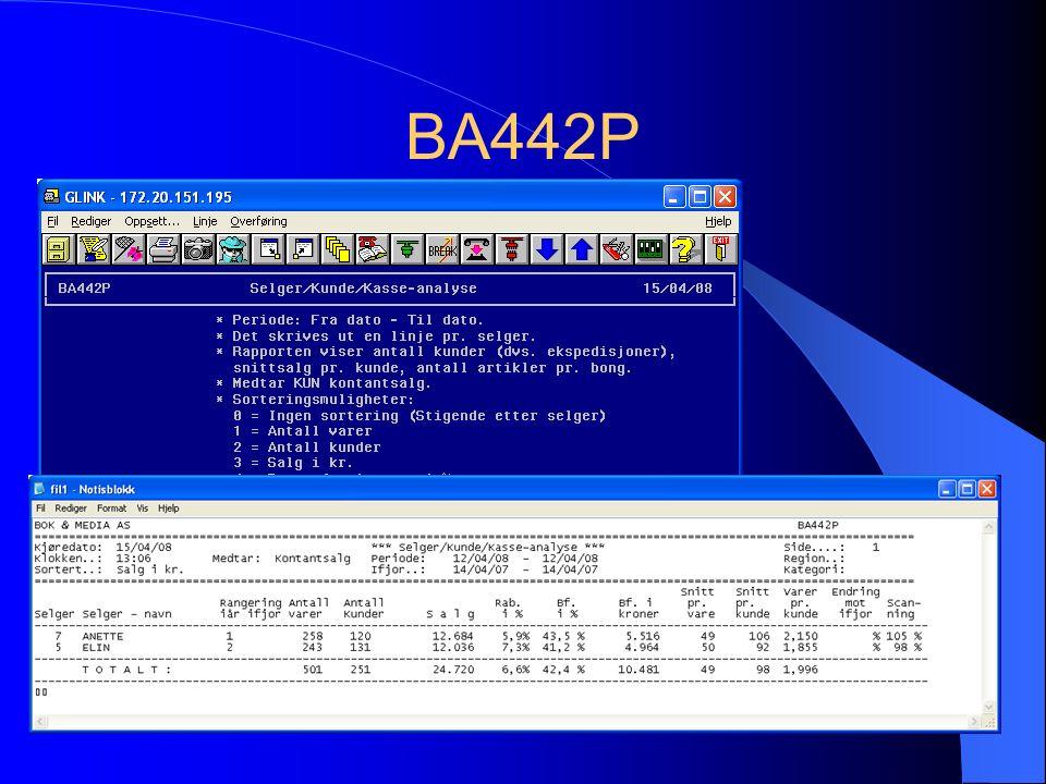 BA442P