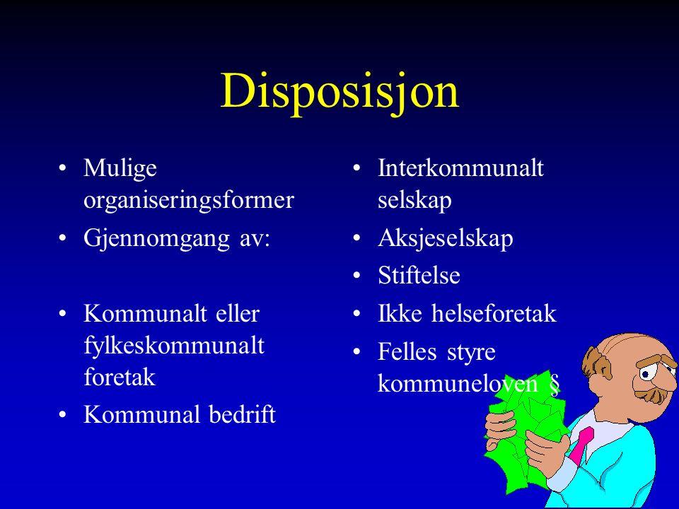 24 IKS - styret Minst tre medlemmer, dersom de ansatte er representert: minst fem.