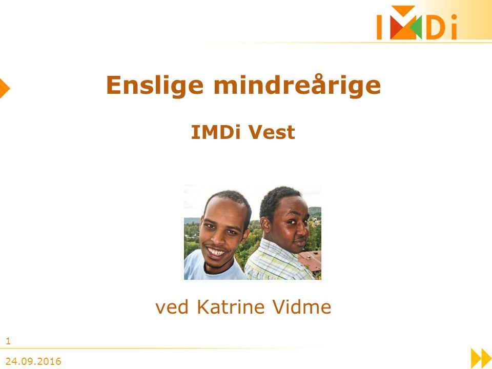 24.09.2016 1 Enslige mindreårige IMDi Vest ved Katrine Vidme