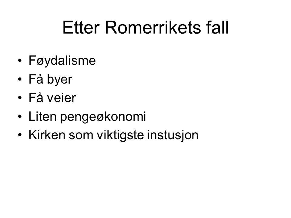 Europeiske nyvinninger Krutt til skytevåpen (1300-tallet) Skipskompasset (ca.