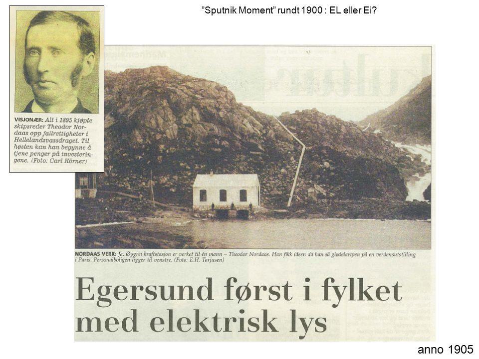 Stavanger rundt 1900.