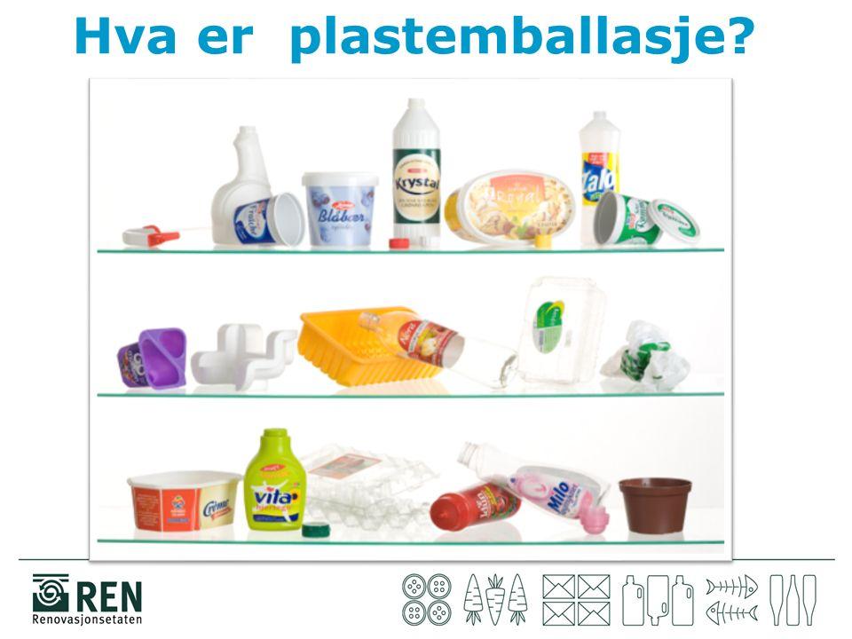 Hva er plastemballasje?
