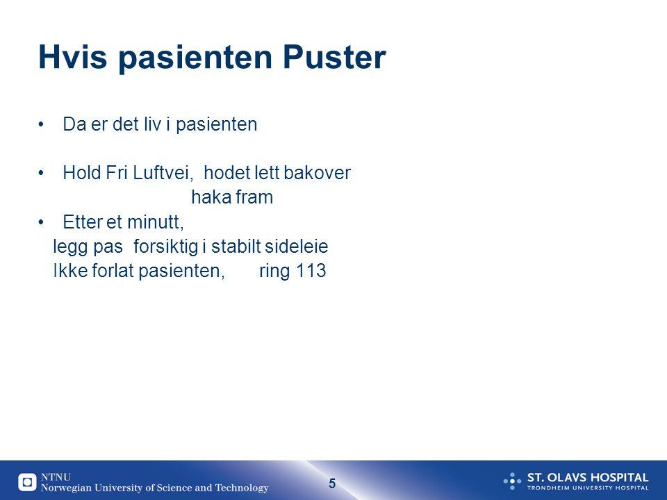 36 Resultater av HLR Pasienter med VF/ VT i Trondheim 1994 2008 Antall 255 76 ROSC 131(51%) 45 (59%) Utskrevet 48(19%) 34 (44%)