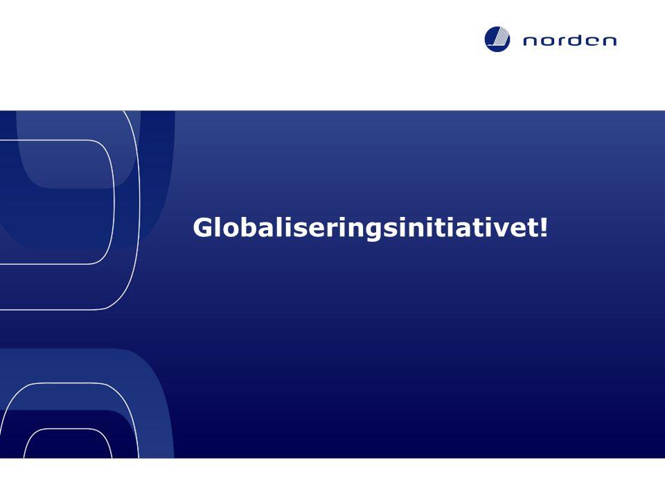 Globaliseringsinitiativet!