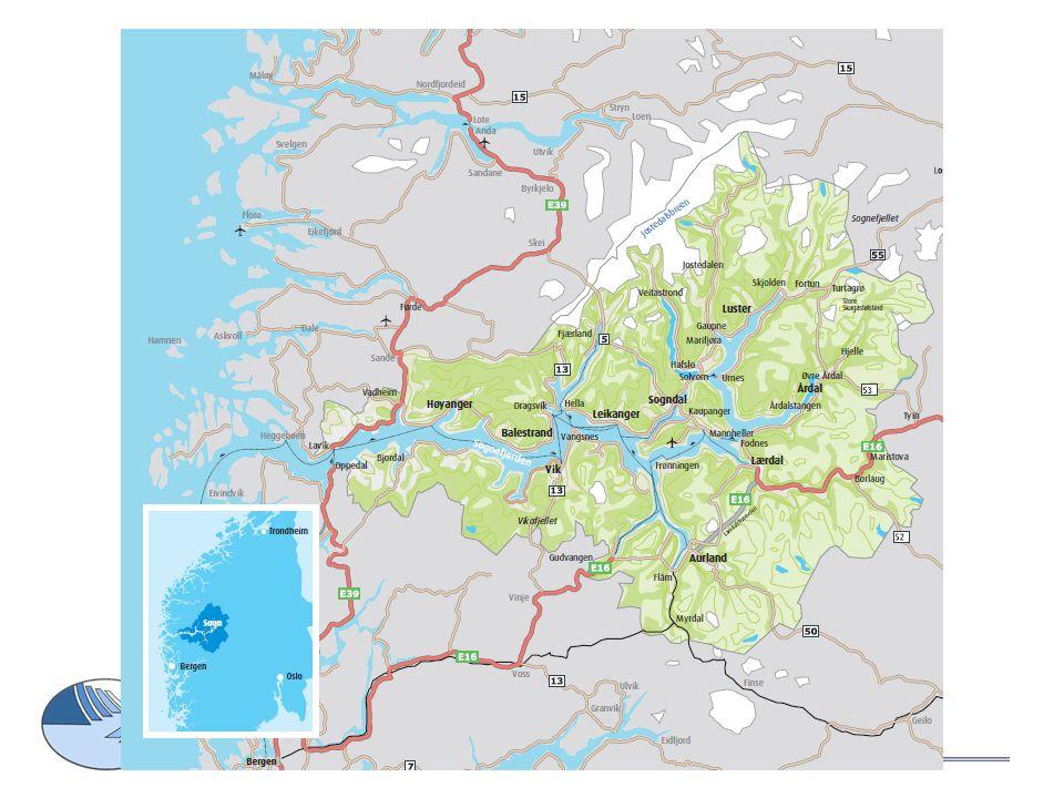 Grunnskulepoeng 2012 - 2013 Sogn regionråd