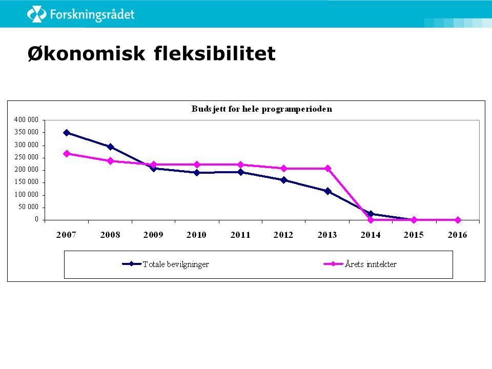 Økonomisk fleksibilitet