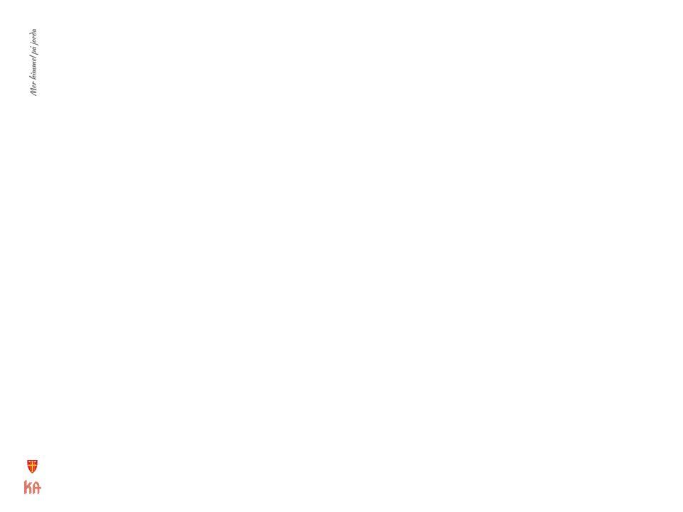 Lokale samhandlingsrutinar Blir fylt ut lokalt, gjerne knytta til konkrete situasjonar som for eksempel:  Når budsjettsaker skal opp i fellesrådet  Viss soknerådet ønsker å endre arbeidet i kyrkjelyden – og det angår arbeidsoppgåvene for dei tilsette  Ved tilsetting av nye medarbeidarar  Viss det oppstår konflikt mellom tilsette i soknet og presteskapet