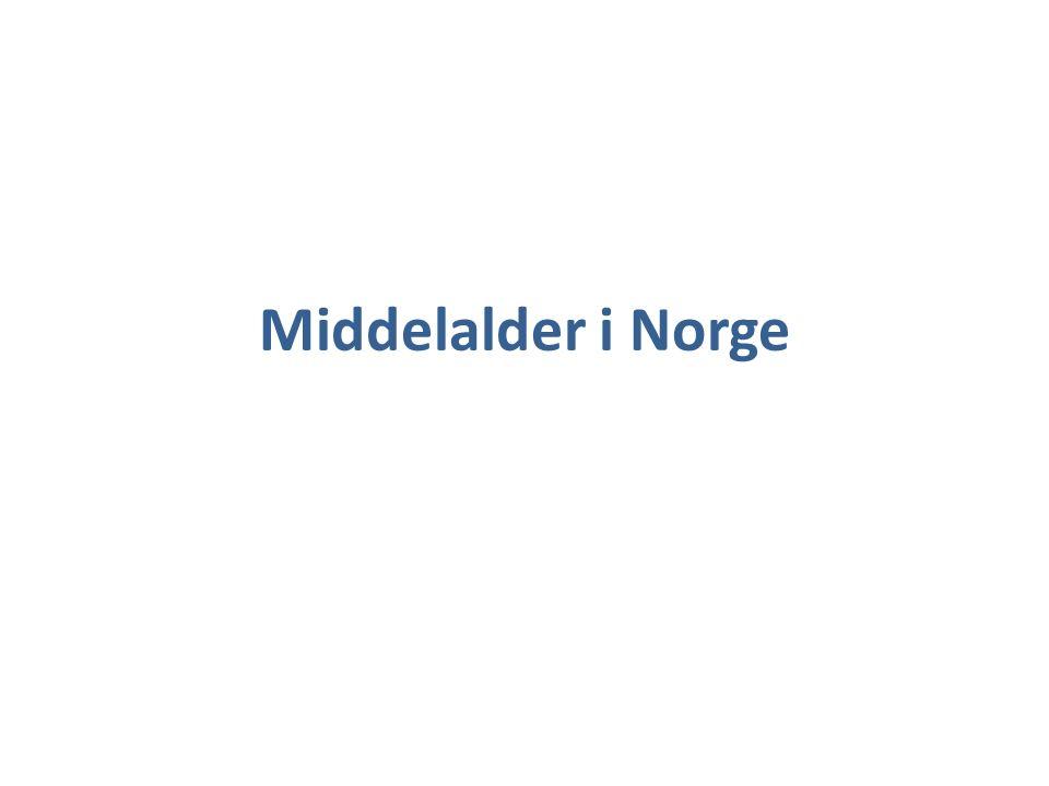 Middelalder i Norge