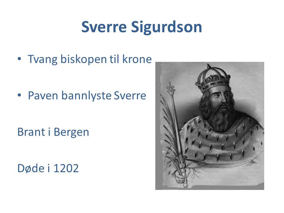 En konge – ett rike 1200 slutt på kampene En konge Eldste sønn arve Håkon Håkonssønn (1204-1263) Norge + Island + Grønnland + Orkenøyene
