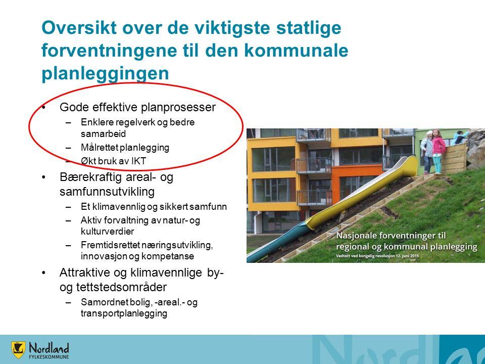 Forutsetninger for et velfungerende plansystem Hvorfor lages det planer i kommunene.