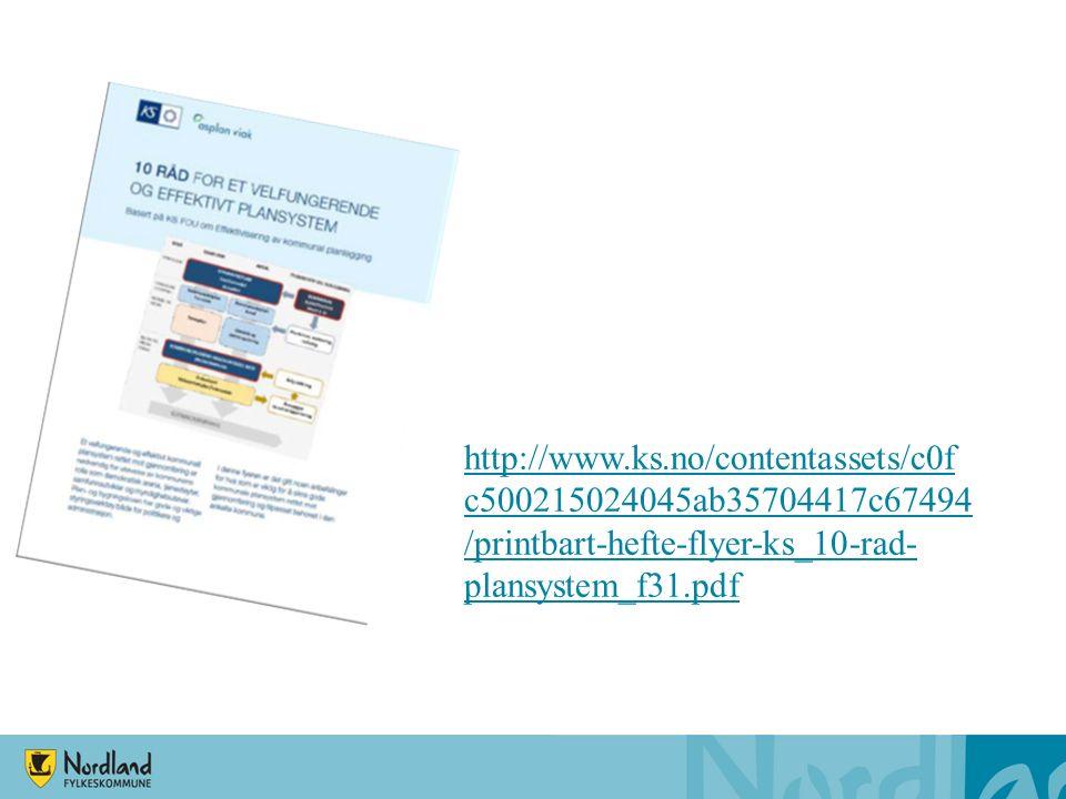 http://www.ks.no/contentassets/c0f c500215024045ab35704417c67494 /printbart-hefte-flyer-ks_10-rad- plansystem_f31.pdf