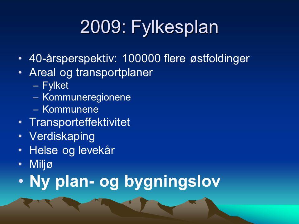 Utfordringer i Østfold byenes randsoner : uklare grenser mellom bolig-, næring- og trafikkarealer, og med mange restarealer.