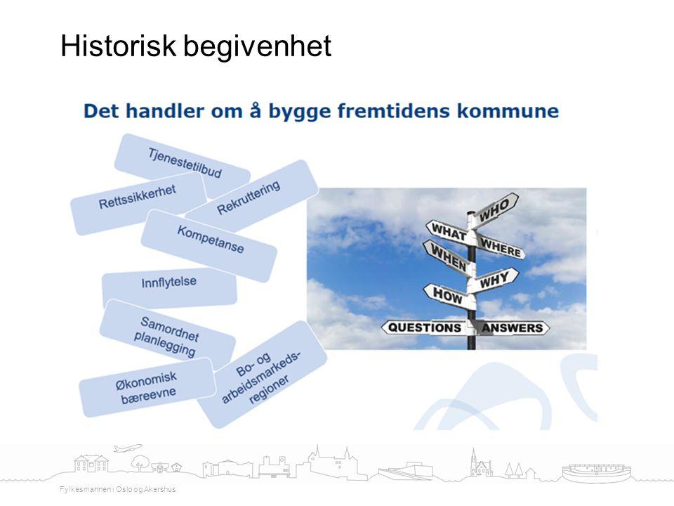 Fylkesmannen i Oslo og Akershus Historisk begivenhet