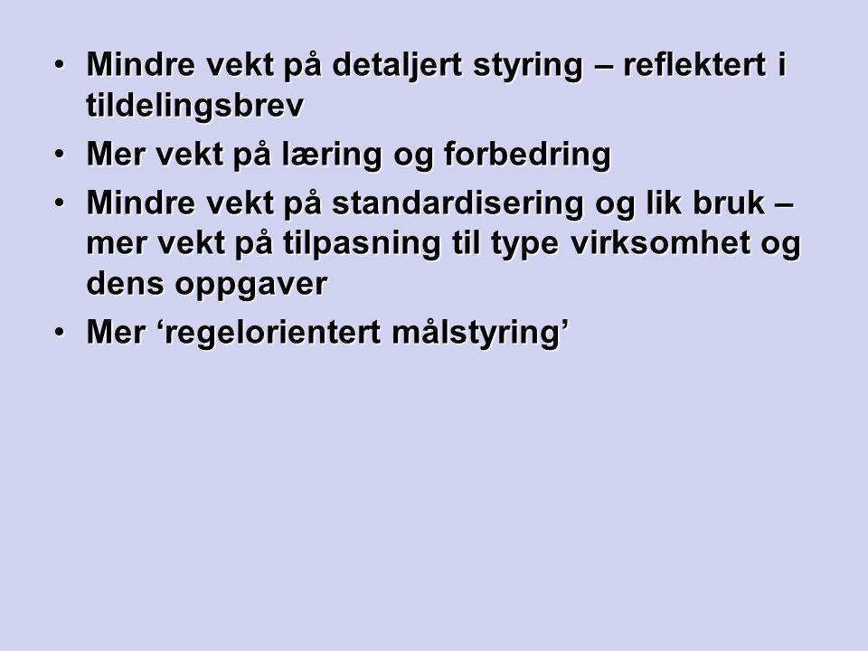 4.Klassisk byråkratikritikk og relevansen i dag4.
