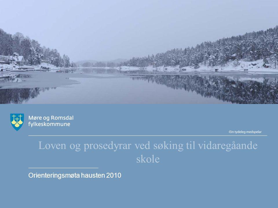 Inntaksforskrifta i opplæringslova § 6-22.