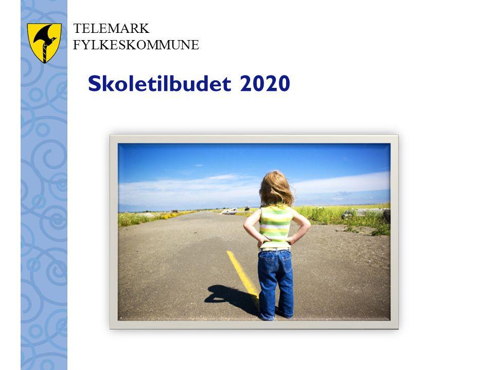 TELEMARK FYLKESKOMMUNE Skoletilbudet 2020