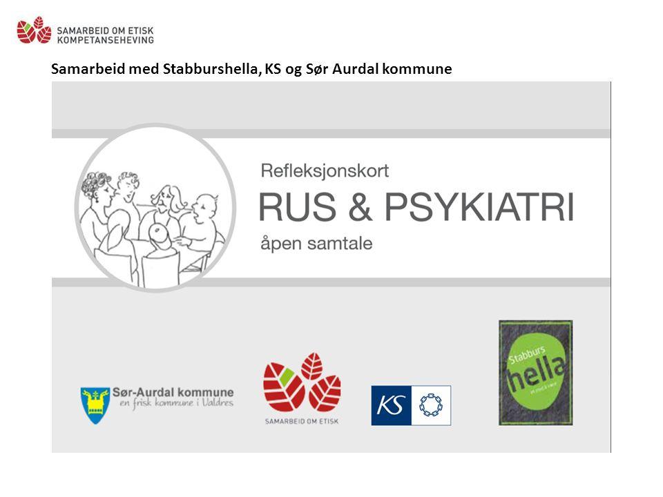 Samarbeid med Stabburshella, KS og Sør Aurdal kommune