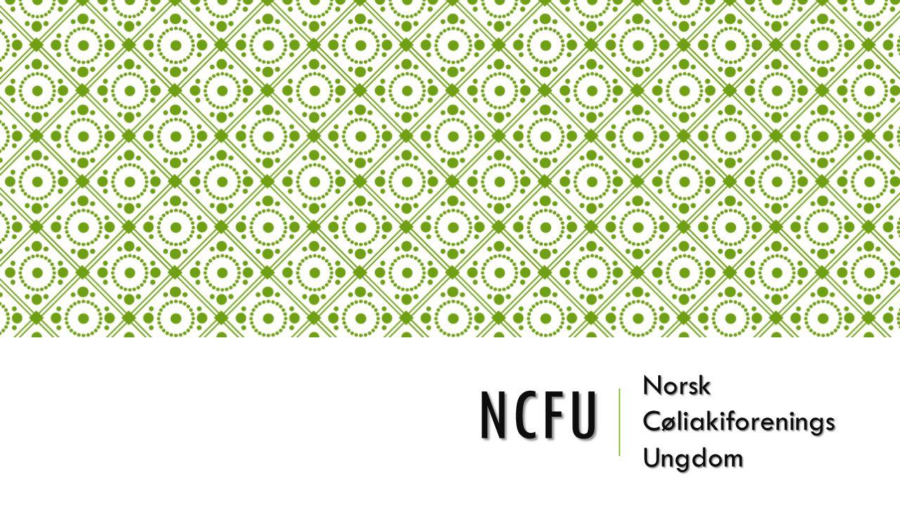 NCFU Norsk Cøliakiforenings Ungdom