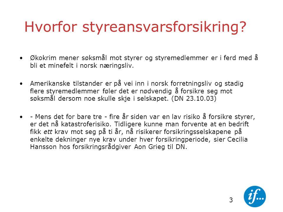 4 Mange styrer svikter Professor ved BI, Morten Huse, sier at styrene som regel alltid kan klandres i problemselskaper.