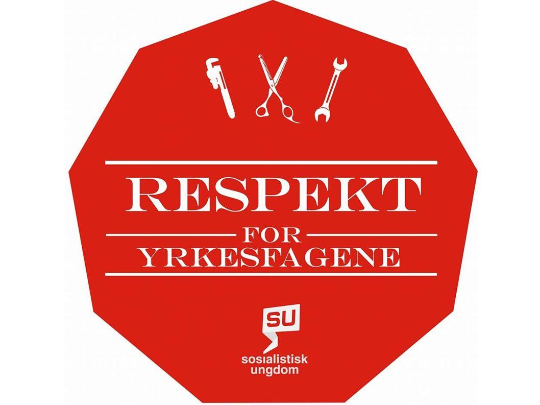 Respekt for yrkesfag