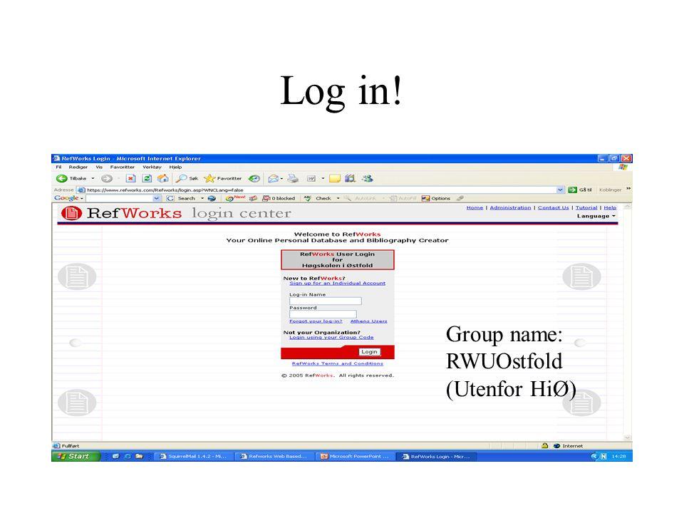 Klikk på fil og Lagre som Husk tekstfil som type!