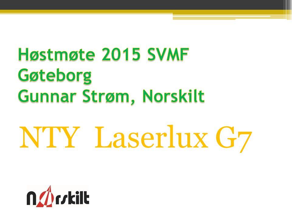NTY Laserlux G7
