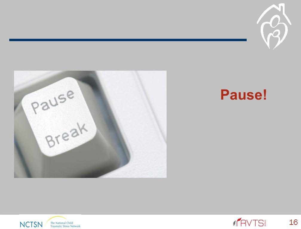 Pause! 16
