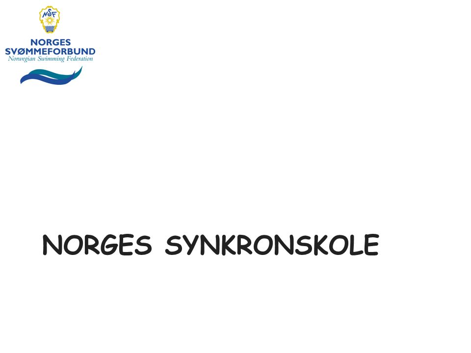 NORGES SYNKRONSKOLE