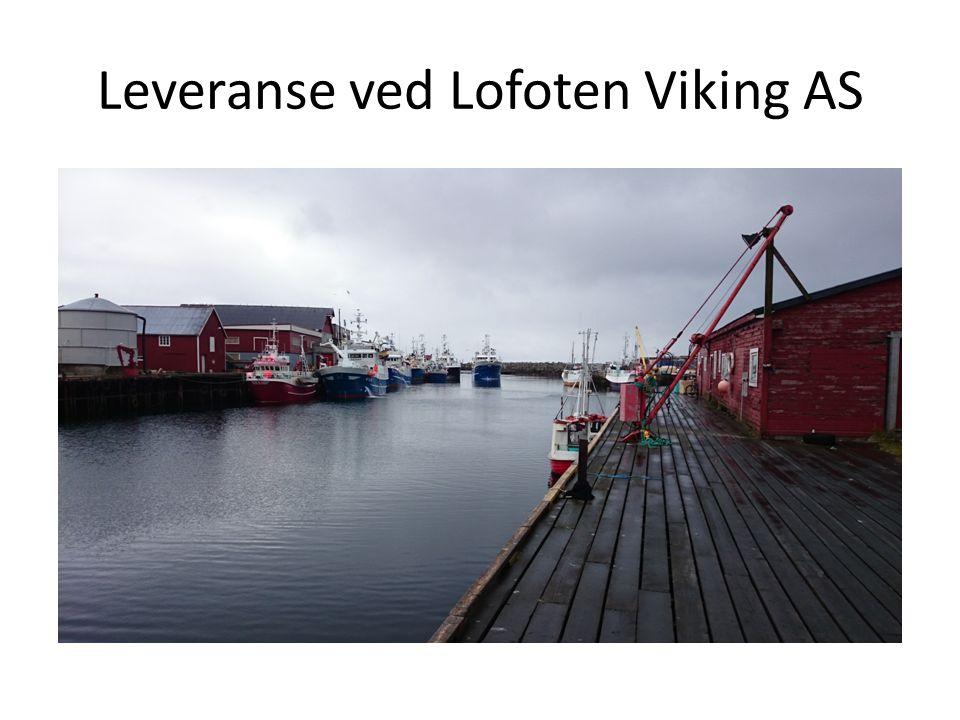 Norges største fiskefartøy Libas