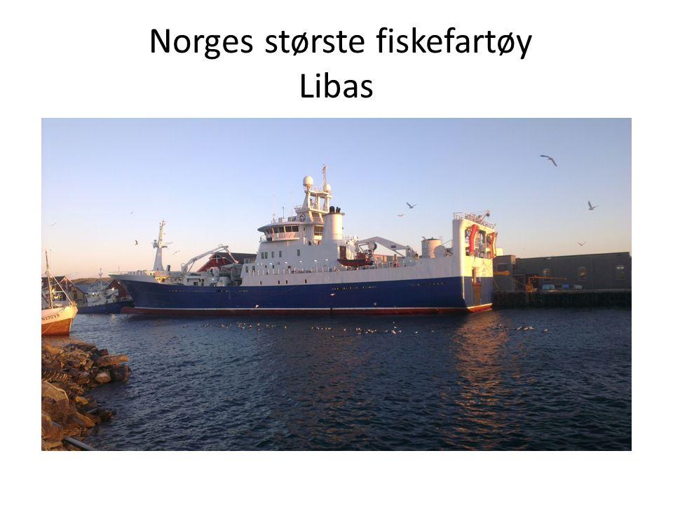 Positiv utvikling på Værøy Et samfunn i positiv vekst Utdypning av havna
