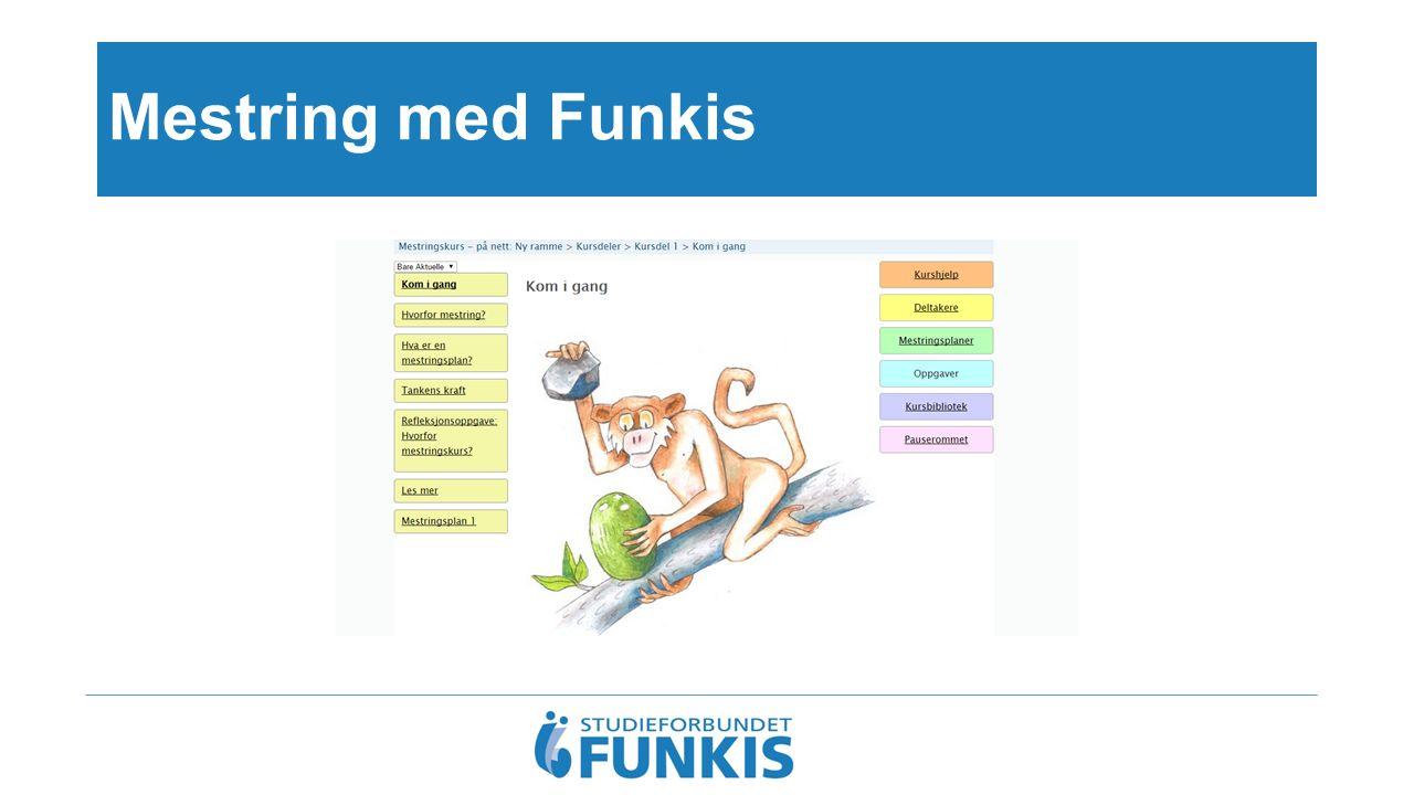 Mestring med Funkis
