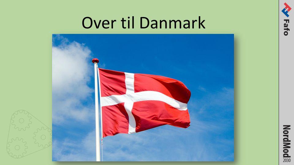Over til Danmark