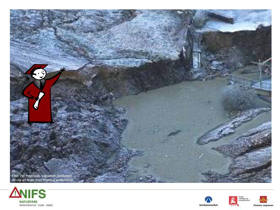 Foto: Per Petersson, Vägverket (beskuren) All clip art brukt med tillatelse av Microsoft.
