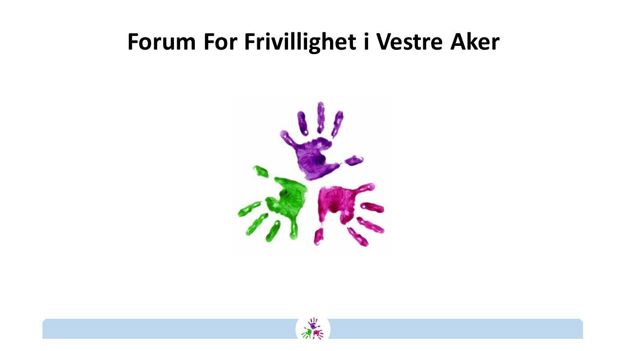 Forum For Frivillighet i Vestre Aker