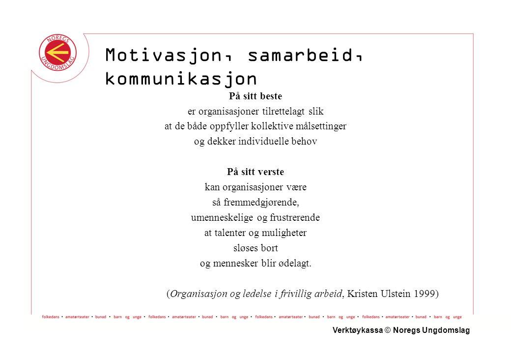 Diktatoren Verktøykassa © Noregs Ungdomslag Leiaren