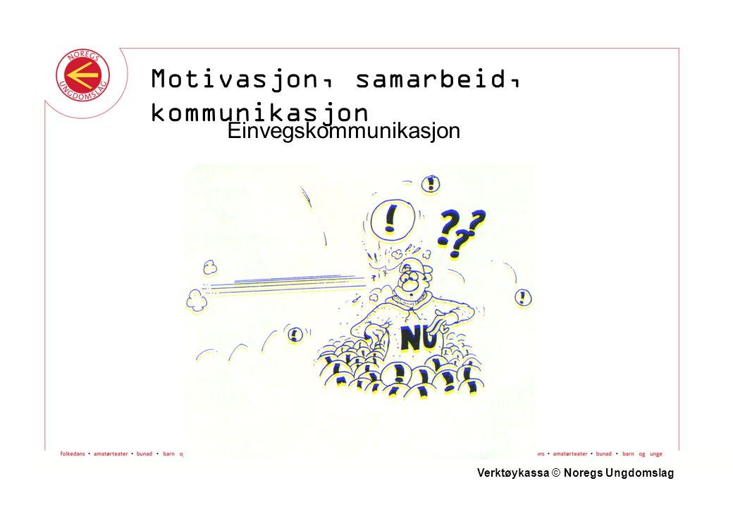 (Fra leder til veileder, Rørmark/LNU 1999) Verktøykassa © Noregs Ungdomslag Leiaren