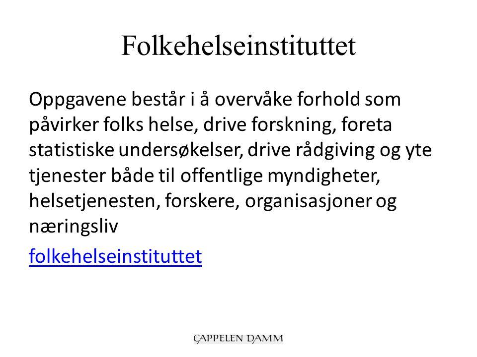 Helseforetak Norge er delt inn i fire helseregioner, som også blir kalt regionale helseforetak Spesialisthelsetjenesten utføres av disse helseforetakene Helse Nord Helse Midt-Norge Helse Vest Helse Sør-Øst
